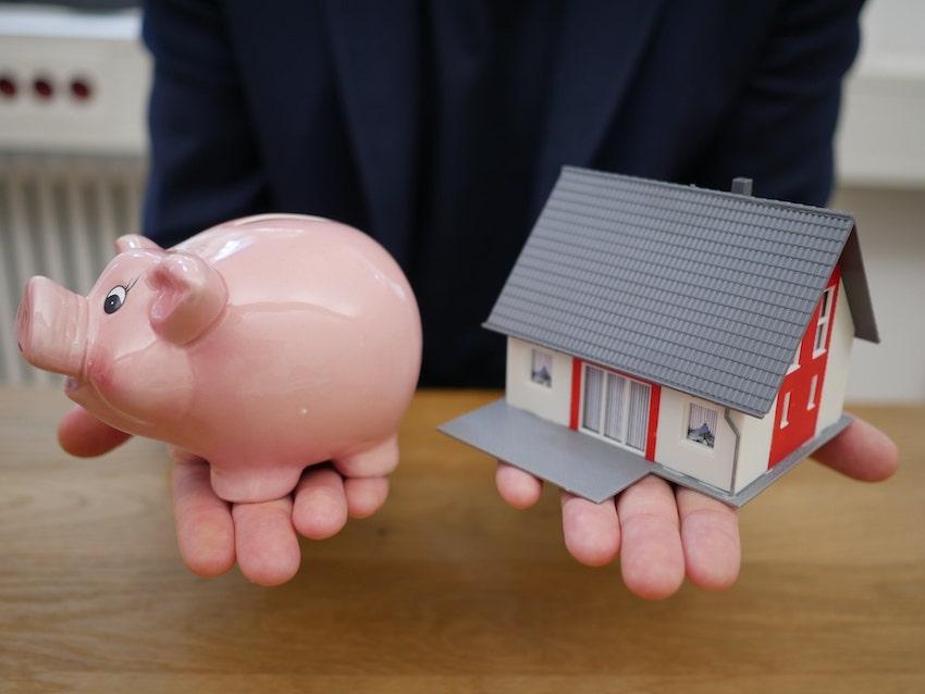 hình thức vay mua nhà các ngân hàng