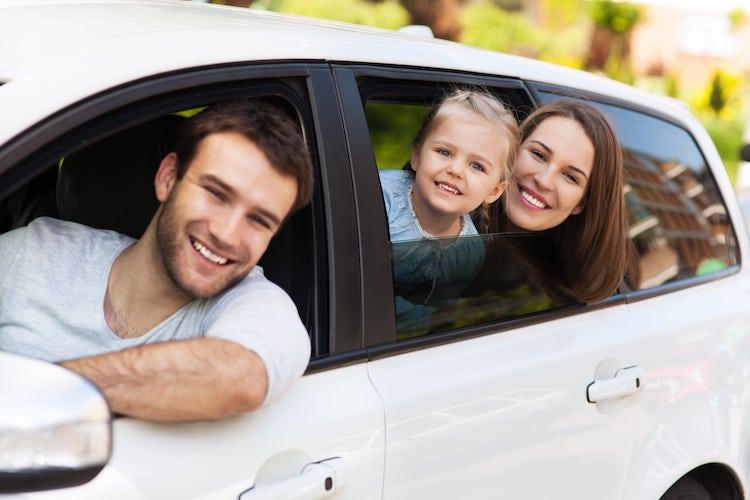 lợi ích vay vốn ngân hàng mua xe ô tô