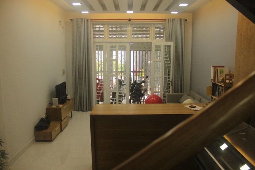 nội thất bên trong và phòng khách
