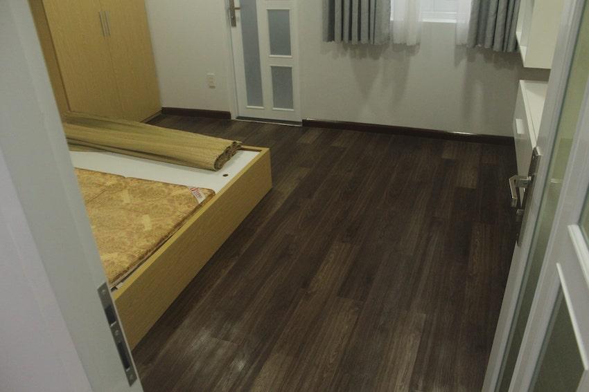 nội thất phòng ngủ cao cấp khi chụp ở một góc khác
