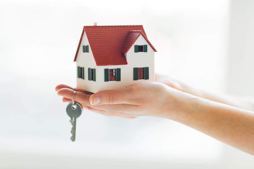 kinh nghiệm mua nhà đất vay tiền ngân hàng