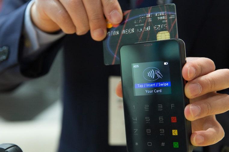 lãi suất thẻ tín dụng
