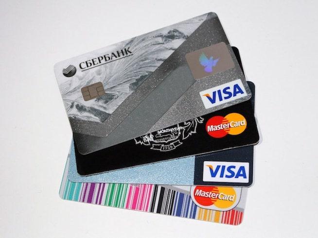 thẻ tín dụng gồm những loại nào