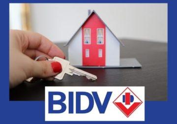 vay mua nhà BIDV 1301