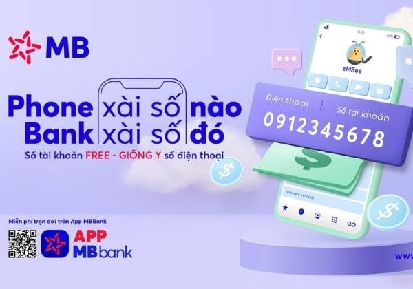 mở tài khoản MB Bank số đẹp